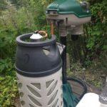 Test av Mosquito Magnet