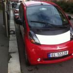 Å kjøre el-bil er elektrisk
