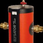 Elysator elektrokjemisk vannbehandling