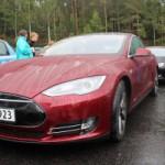 Hurtigladere fra Tesla